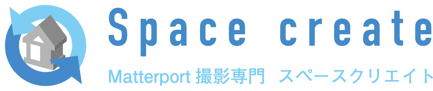 浜松市で映像制作、3Dカメラ撮影ならMatterport撮影専門 Space create